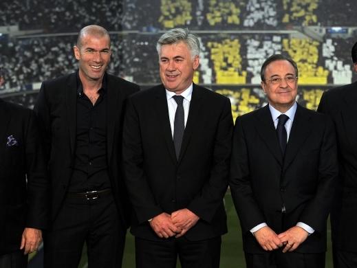 زين الدين زيدان: كنت خائفًا أن أكون مدرب ريال مدريد