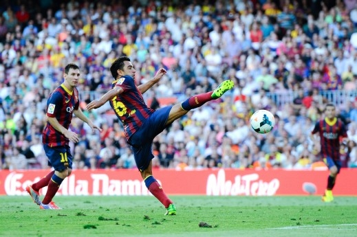 برشلونة يسحق ليفانتي بسبعة أهداف نظيفة