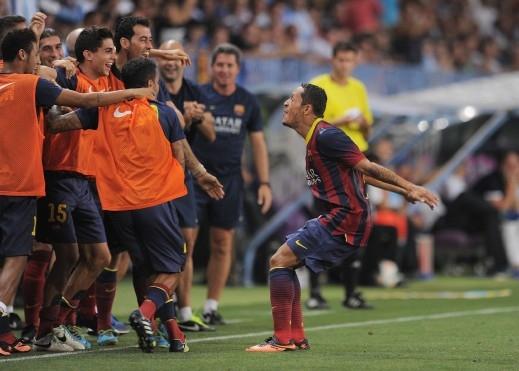 اللاعب أدريانو - Getty Images