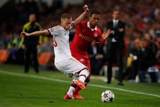 ميلان يتعادل مع ايندهوفن الهولندي - Getty Images