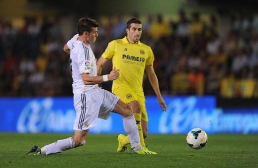 ريال مدريد يتعادل مع فيا ريال -Getty Images