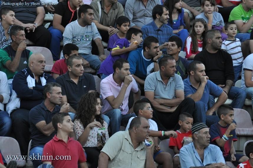 صورة بث مباشر – مكابي تل ابيب امام اتحاد ابناء سخنين