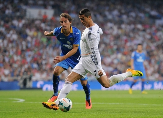 كريستيانو رونالدو - Getty Images