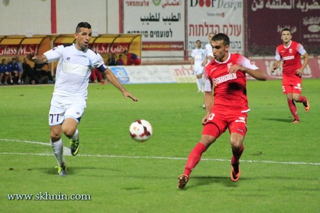 صورة فيديو – تلخيص مباراة اتحاد سخنين امام هبوعيل رمات هشارون (1-1)