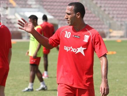 اللاعب مهران راضي