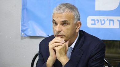 وزير المالية موشيه كحلون