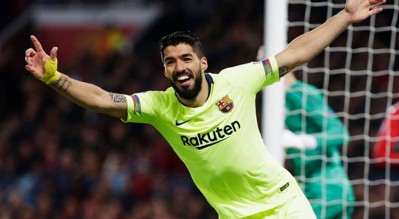 Photo of برشلونة يضع قدمًا في النصف نهائي ويوفنتوس يعود متعادلًا