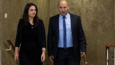 حزب اليمين الجديد بقيادة بينيت وشاكيد
