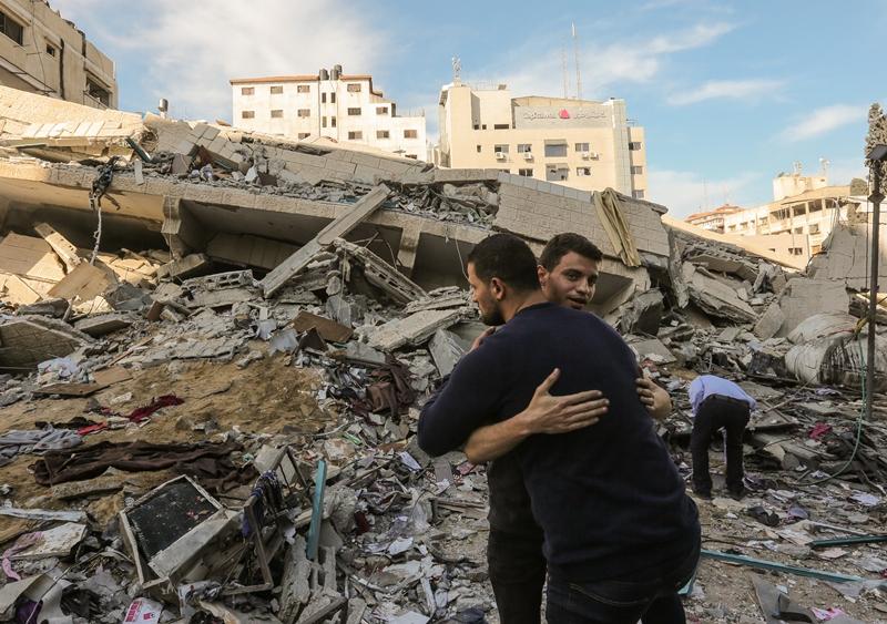 Photo of الكابينت يبحث التطورات في غزة والوسطاء لم يتوصلوا الى هدنة