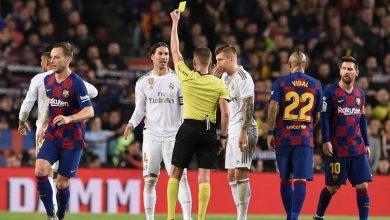 Photo of ريال مدريد يندد بالأداء التحكيمي في الكلاسيكو