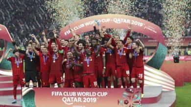 Photo of ليفربول الإنجليزي يتوج بكأس العالم للأندية 2019