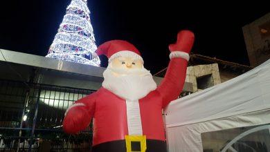 صورة الناصرة: عشرات الالاف شاركوا باحتفالات الميلاد في المدينة