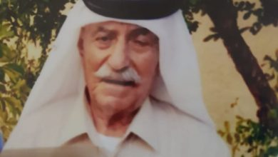 Photo of كوكب ابو الهيجاء:الحاج علي نايف حسين علي(ابو نايف)في ذمة الله