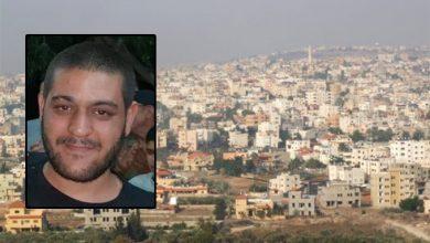 صورة قلنسوة تفجع بوفاة الشاب محمد عبد الوهاب نصر الله (29 عاما) بعد ان اصيب بنوبة قلبية