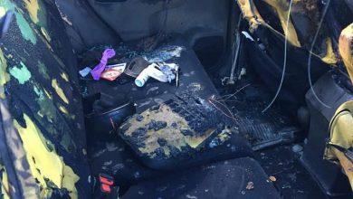 Photo of سخنين: مجهولون يضرمون النار بسيارة خاصة لطبيب الاسنان د.عبد الخالق ايوب