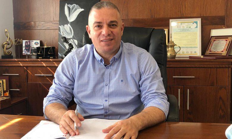 د. صفوت أبو ريا - رئيس بلدية سخنين