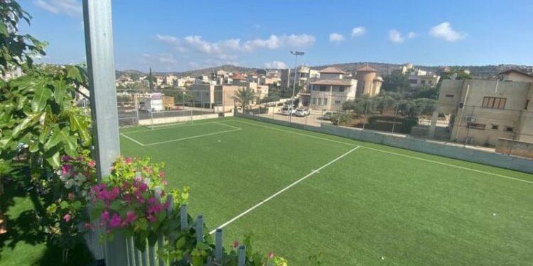 سخنين:إقامة ملعبين لكرة القدم المصغرة
