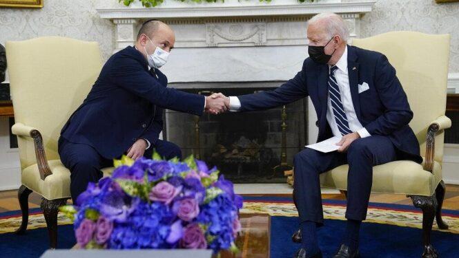 بايدن: إيران لن تحصل على سلاح نووي