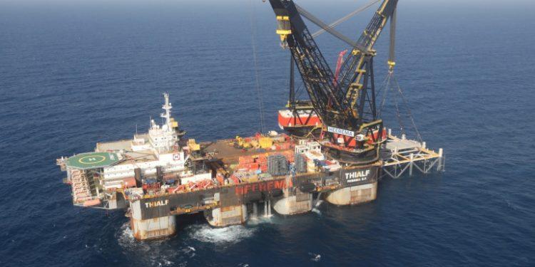 مصر وإسرائيل يصدران بيانا حول تصدير الغاز